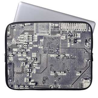 Front Side Bus Ride Laptop Sleeve