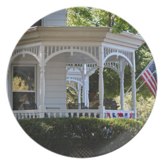 Front Street Porch Plate