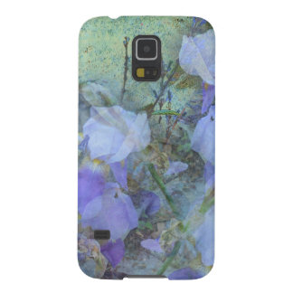 Front Yard Irises Case For Galaxy S5