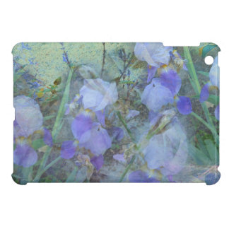 Front Yard Irises Cover For The iPad Mini