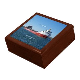 Frontenac keepsake box