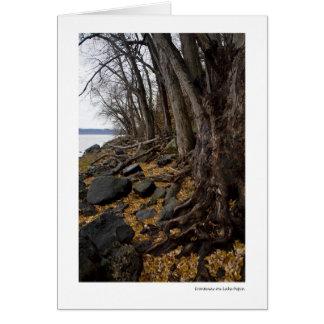 Frontenac on Lake Pepin Card