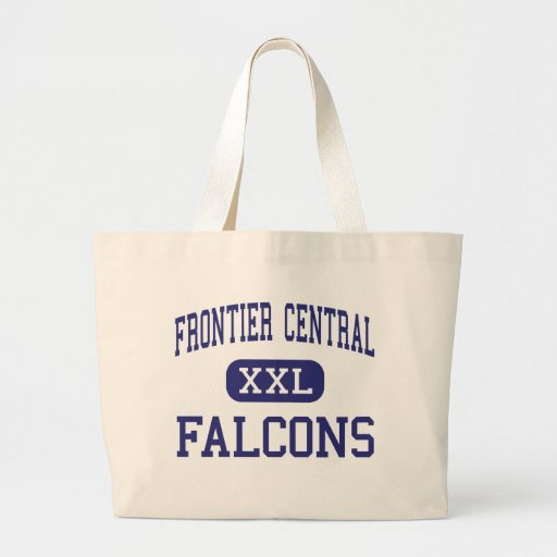 Frontier Central - Falcons - High - Hamburg Canvas Bags
