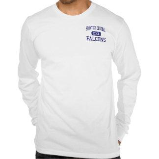 Frontier Central - Falcons - High - Hamburg Tshirts