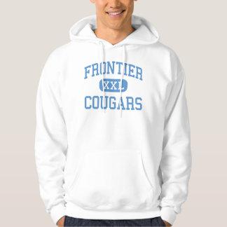 Frontier - Cougars - High - New Matamoras Ohio Hoody