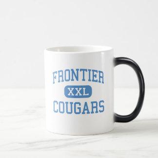 Frontier - Cougars - High - New Matamoras Ohio Morphing Mug