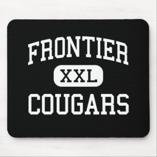 Frontier - Cougars - High - New Matamoras Ohio Mouse Mat