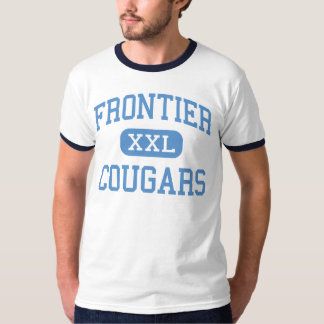 Frontier - Cougars - High - New Matamoras Ohio Tees