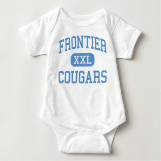 Frontier - Cougars - High - New Matamoras Ohio T-shirts