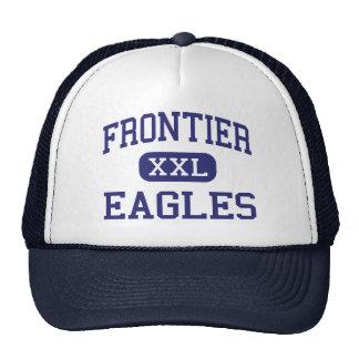 Frontier - Eagles - High - Fort Collins Colorado Mesh Hats