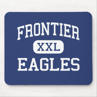 Frontier - Eagles - High - Fort Collins Colorado Mouse Pads