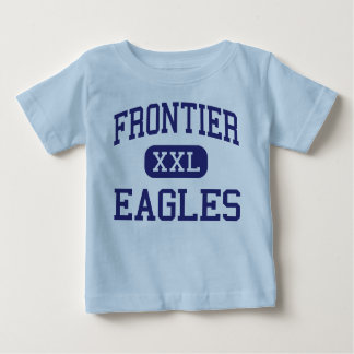 Frontier - Eagles - High - Fort Collins Colorado Tee Shirt