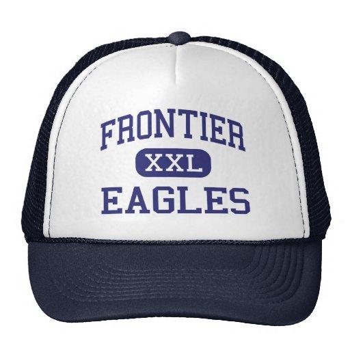 Frontier - Eagles - High School - Fairbanks Alaska Mesh Hats
