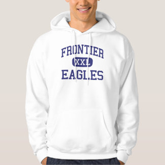 Frontier - Eagles - High School - Fairbanks Alaska Hoodie