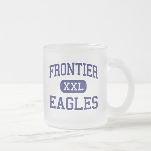 Frontier - Eagles - High School - Fairbanks Alaska Coffee Mug