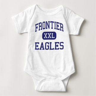 Frontier - Eagles - High School - Fairbanks Alaska Tshirt
