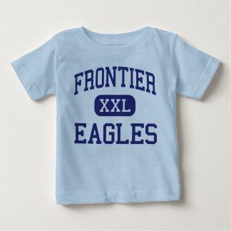 Frontier - Eagles - High School - Fairbanks Alaska Tee Shirts