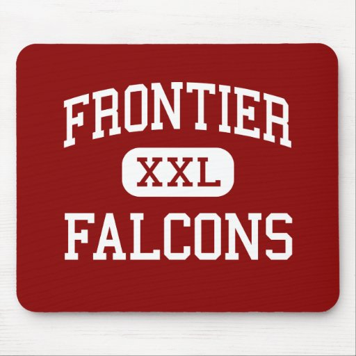 Frontier - Falcons - High - Chalmers Indiana Mouse Mat