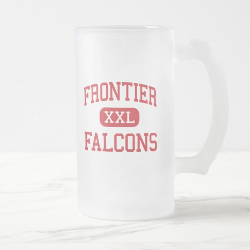 Frontier - Falcons - High - Chalmers Indiana Coffee Mugs