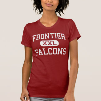 Frontier - Falcons - High - Chalmers Indiana T-shirts