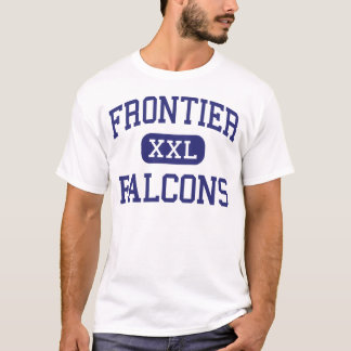 Frontier - Falcons - High - Hamburg New York T-Shirt