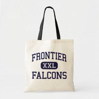 Frontier - Falcons - Junior - Graham Washington Budget Tote Bag