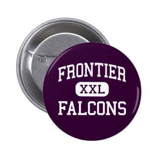 Frontier - Falcons - Junior - Graham Washington Pinback Buttons