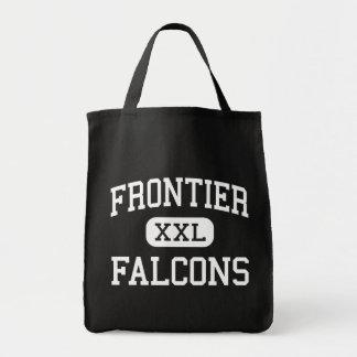 Frontier - Falcons - Junior - Graham Washington Grocery Tote Bag