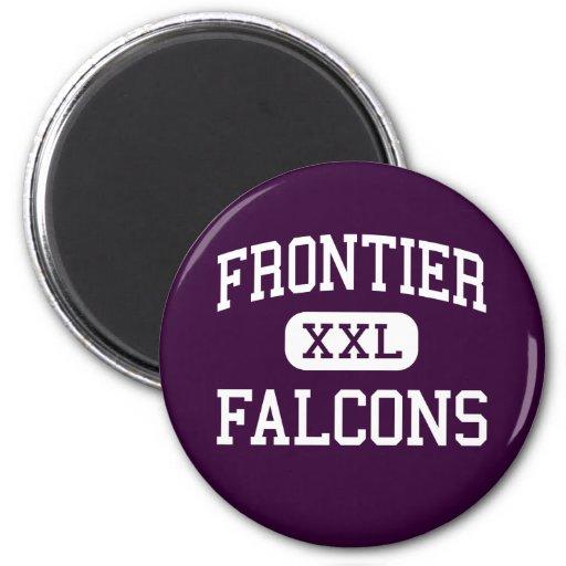 Frontier - Falcons - Junior - Graham Washington Refrigerator Magnet