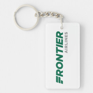 Frontier Rectangle Keychain