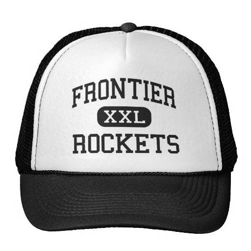 Frontier - Rockets - Continuation - Camarillo Hat