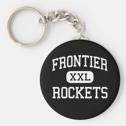 Frontier - Rockets - Continuation - Camarillo Keychain
