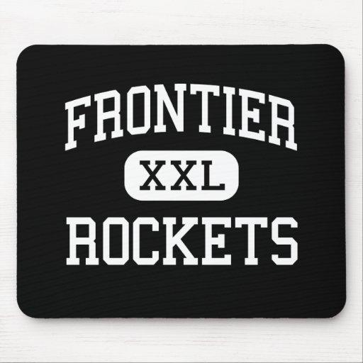 Frontier - Rockets - Continuation - Camarillo Mouse Mat