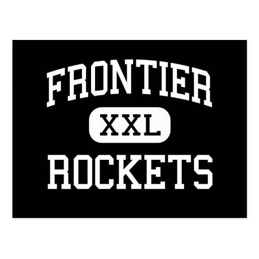 Frontier - Rockets - Continuation - Camarillo Postcards