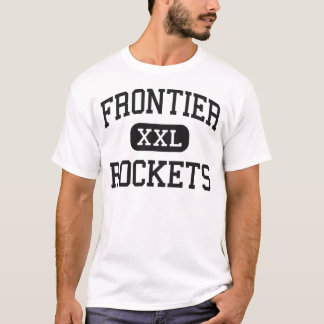 Frontier - Rockets - Continuation - Camarillo T-Shirt