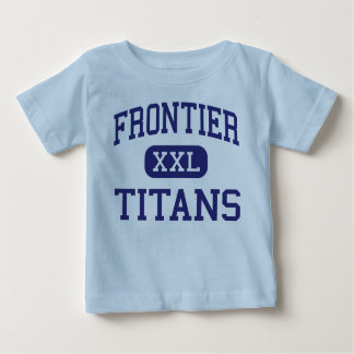 Frontier - Titans - High - Bakersfield California Shirts