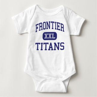 Frontier - Titans - High - Bakersfield California T-shirts