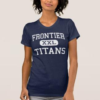 Frontier - Titans - High - Bakersfield California Tee Shirt
