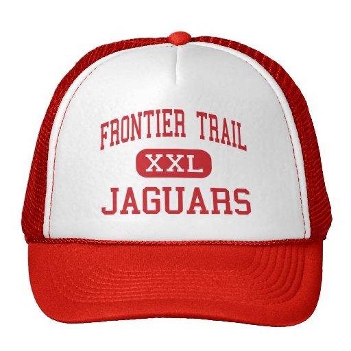 Frontier Trail - Jaguars - Junior - Olathe Kansas Hat