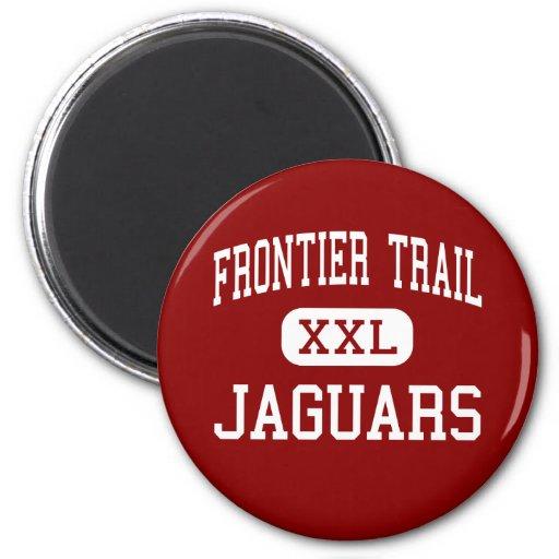 Frontier Trail - Jaguars - Junior - Olathe Kansas Magnets