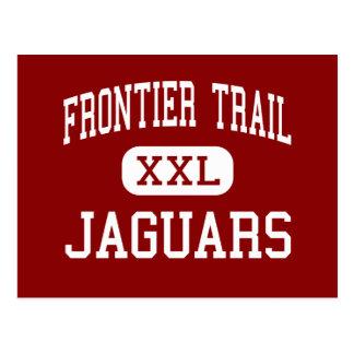 Frontier Trail - Jaguars - Junior - Olathe Kansas Postcard