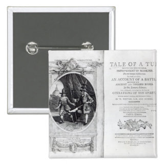 Frontispiece and Titlepage to 'A Tale of a 2 Inch Square Button