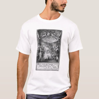 Frontispiece of 'Index Librorum Prohibitorum' T-Shirt