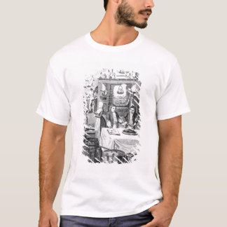 Frontispiece of 'The Housekeeper's Instructor' T-Shirt