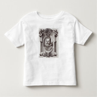 Frontispiece to 'Il Saggiatore' by Galileo Toddler T-shirt