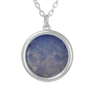 Frost 1 silver plated necklace