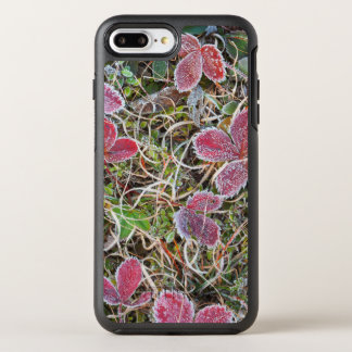 Frost covered leaves, Canada OtterBox Symmetry iPhone 8 Plus/7 Plus Case