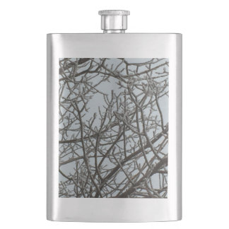 Frost Explosion Hip Flask