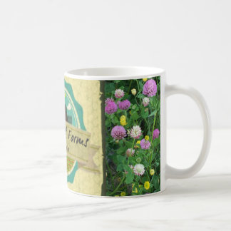 Frost Hill Farms and Clover Flowers Coffee Mug
