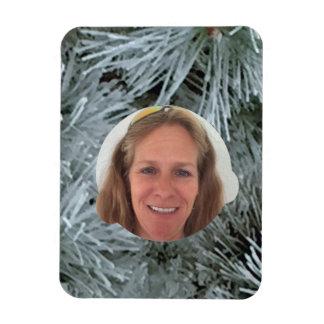 Frost Lol Photo Frame Magnet
